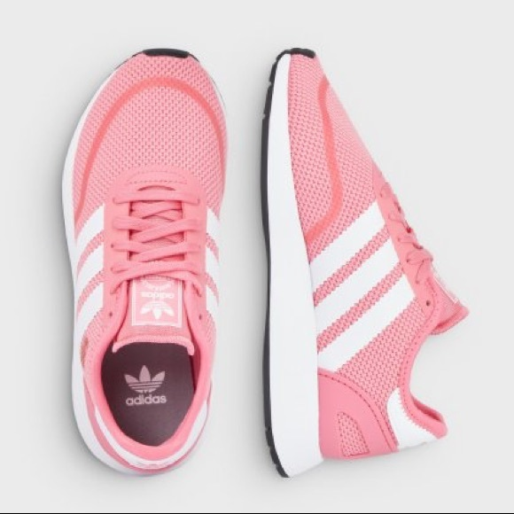 bc28d5712319 adidas Shoes - Adidas Originals N-5923 Pink Women s Girls Shoes